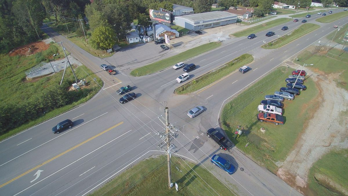 Deadly Intersection Aldot Traffic Study Warrants