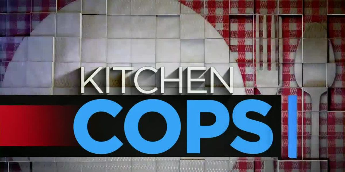 Kitchen Cops find flies in the kitchen and 3 week old sauces