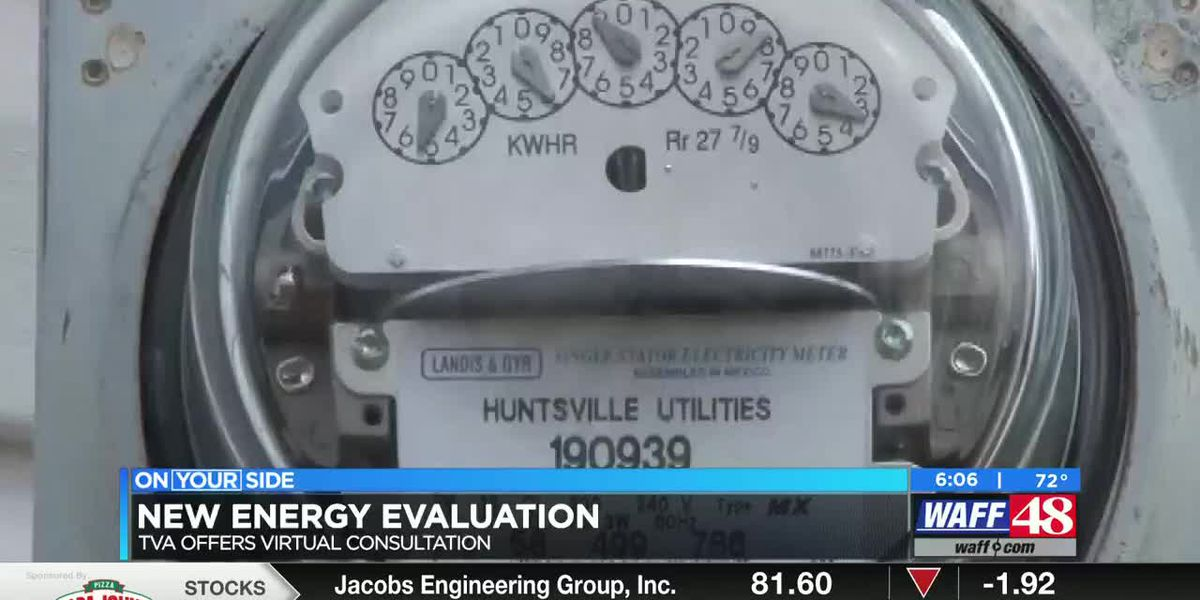 TVA's virtual energy evaluations coming soon to North Alabama