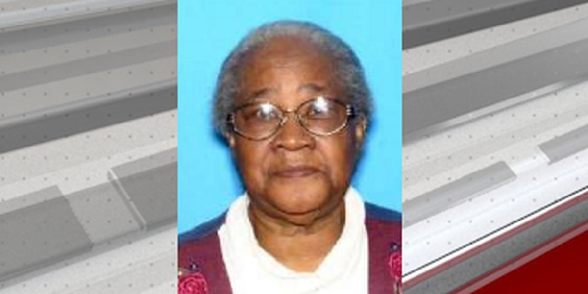 91-year-old Sylacauga woman found safe