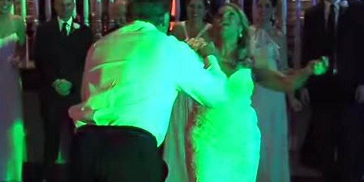 WATCH: Father-daughter duo 'turns down' for nothing during wedding dance
