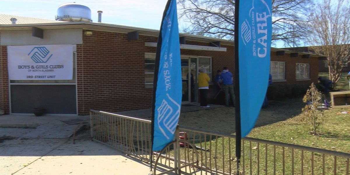 Decatur Boys and Girls Club renovations