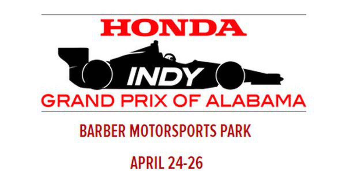 Honda Indy Grand Prix to be in Birmingham