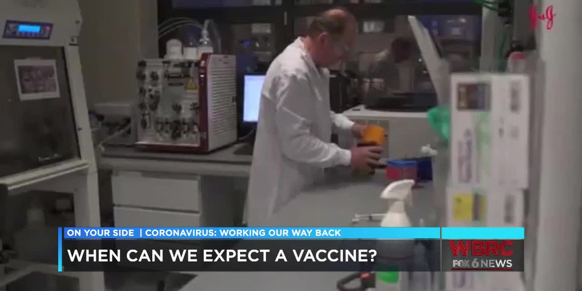 The search for a COVID-19 vaccine continues