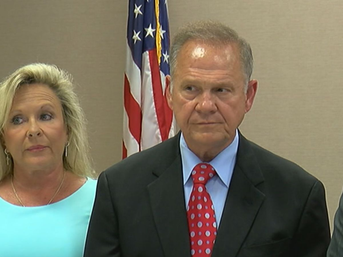 Change of venue denied for Roy Moore lawsuit