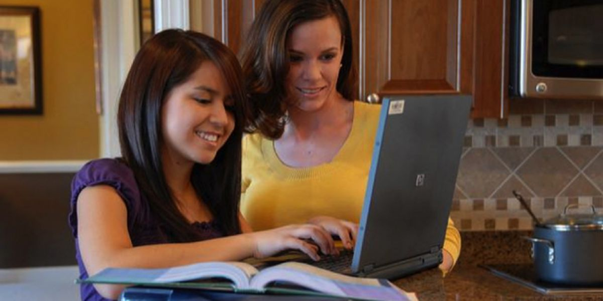 Teacher leaves brick and mortar school for virtual learning instruction