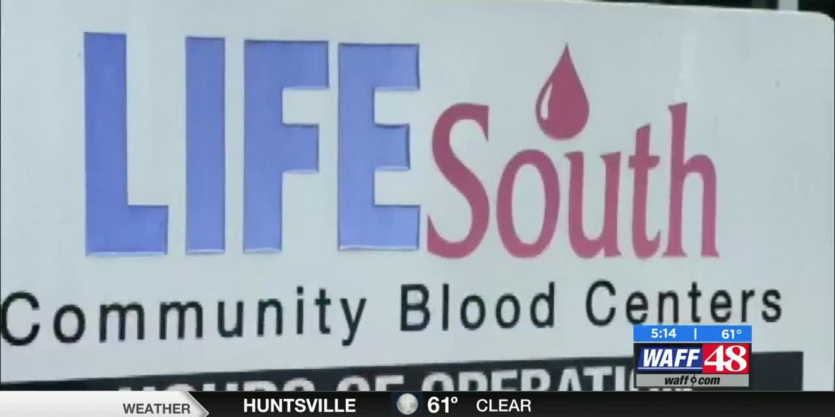 LifeSouth Community Blood Center in need