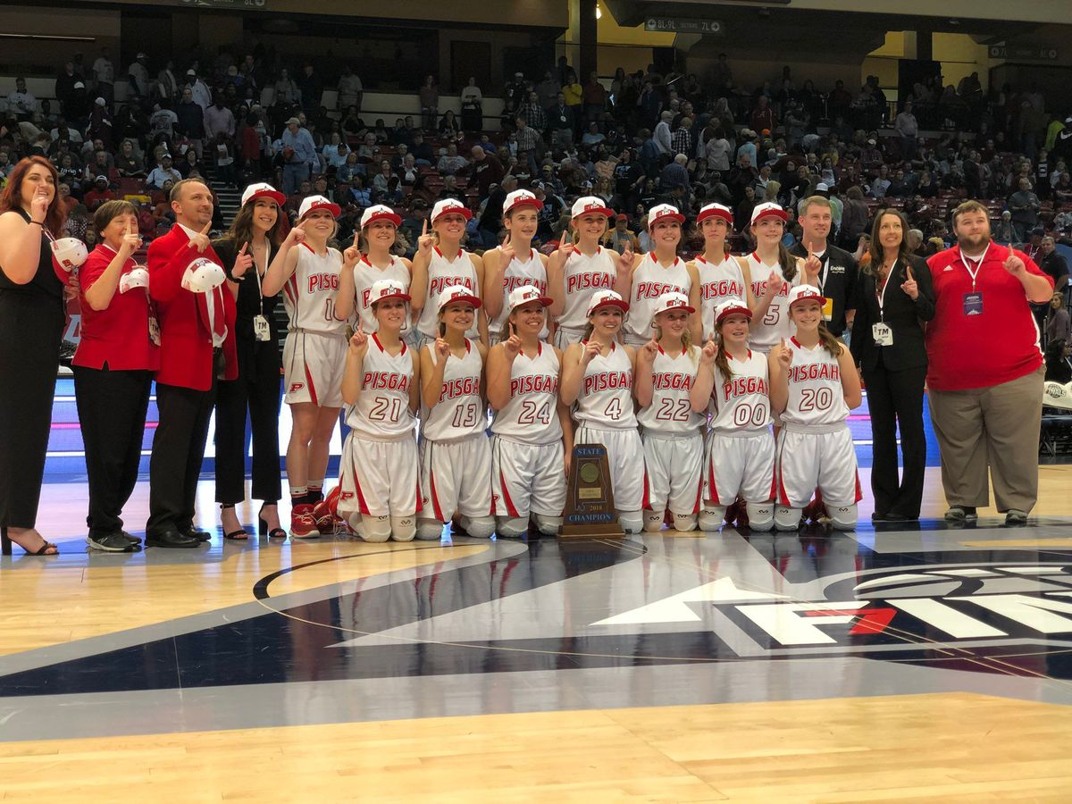 Pisgah Wins 3a Girls Basketball Championship