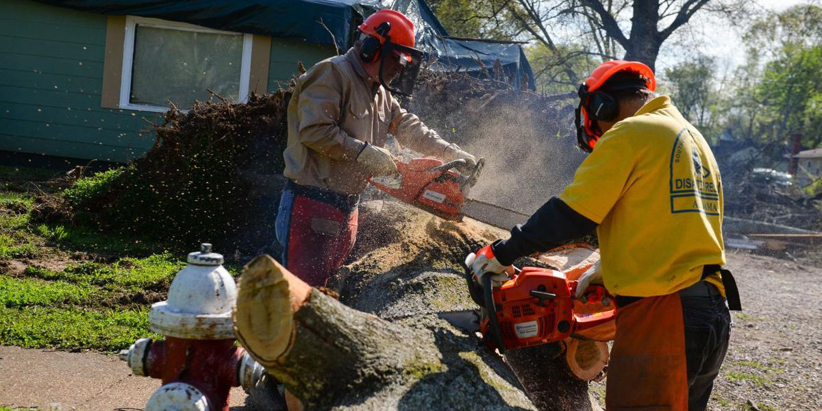 Groups still looking for volunteers, donations for Decatur storm victims