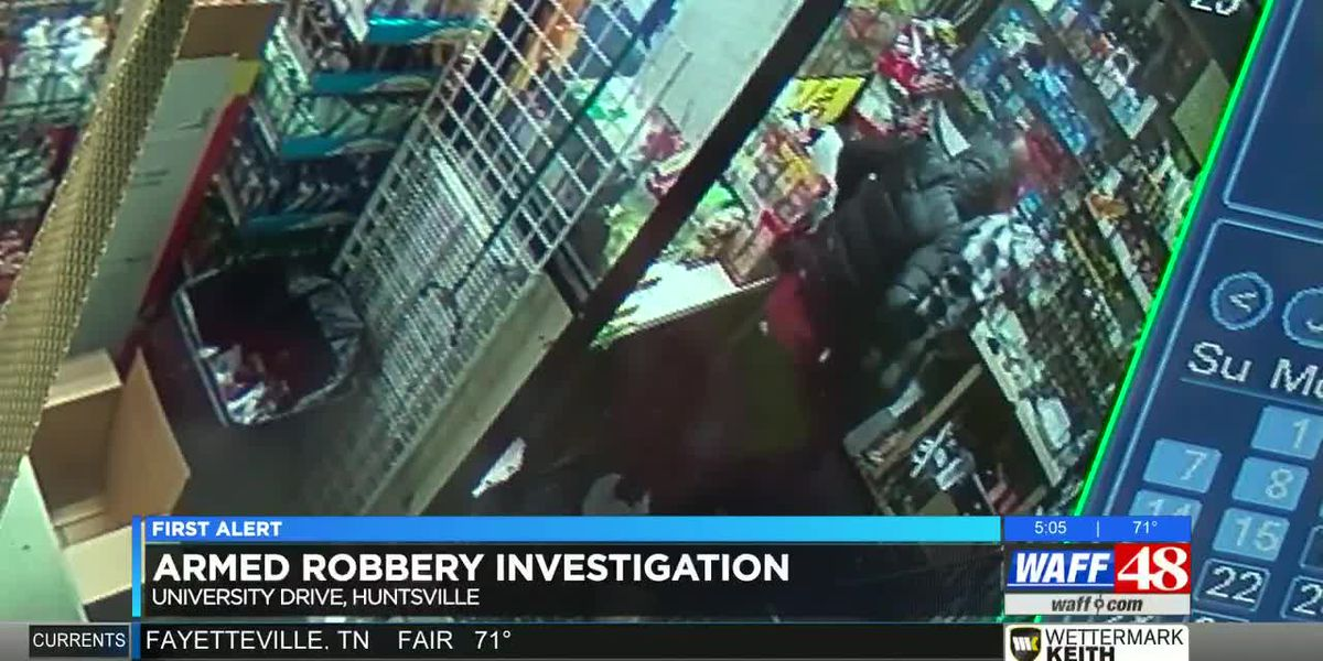 Police investigating armed robbery at Petro South gas station on University Drive