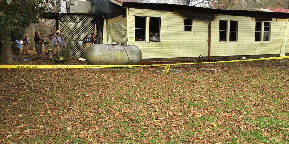 Woman killed in DeKalb County house fire