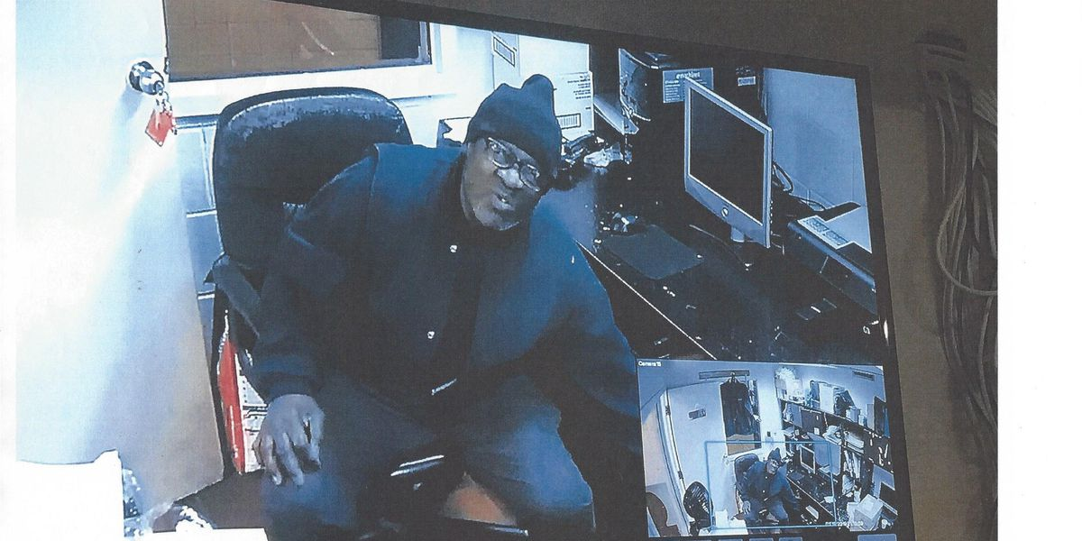 Man sought after safe stolen from Madison hotel