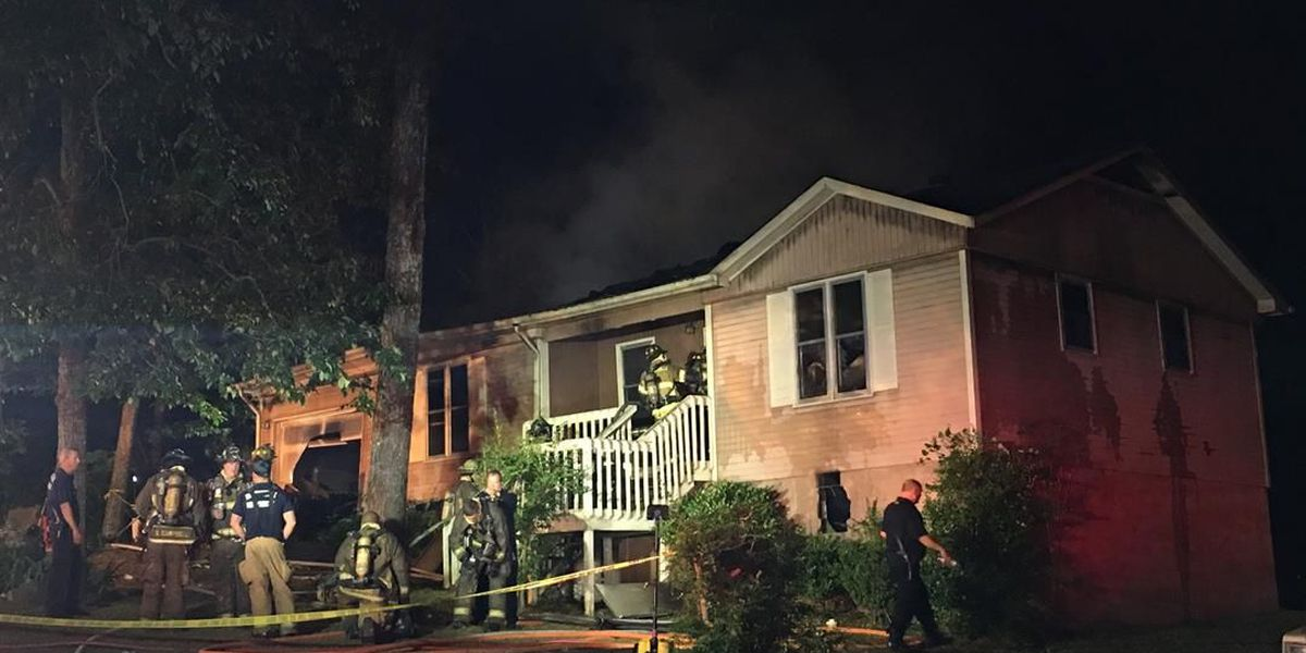 FIRST ALERT: Officials investigating early morning house fire