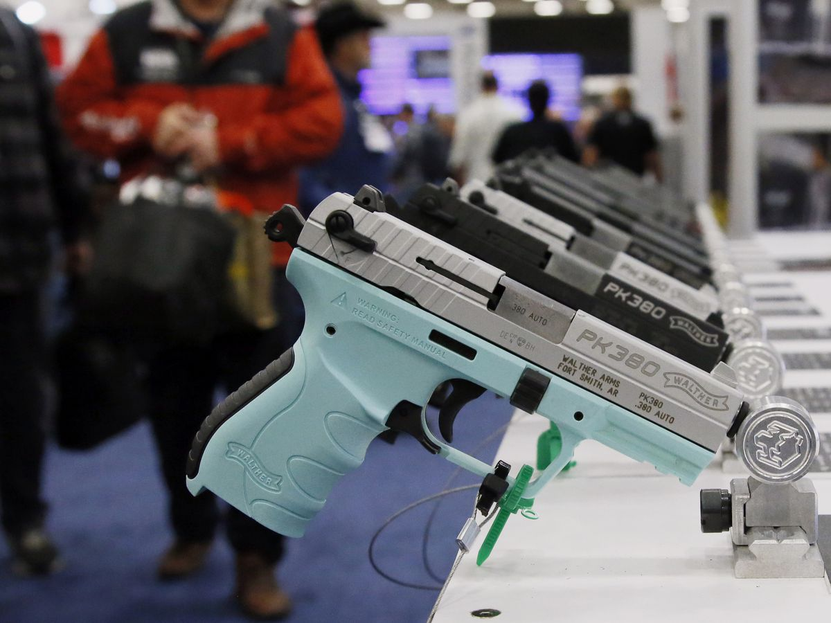 Judge dismisses NRA bankruptcy case in blow to gun group