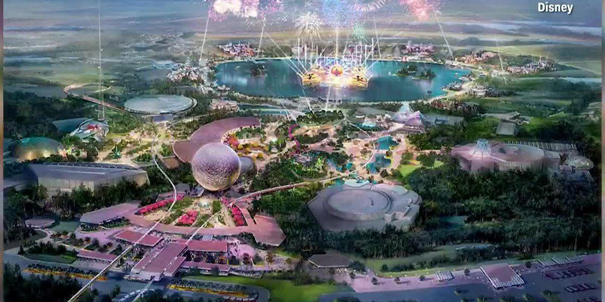 Disney announces EPCOT overhaul
