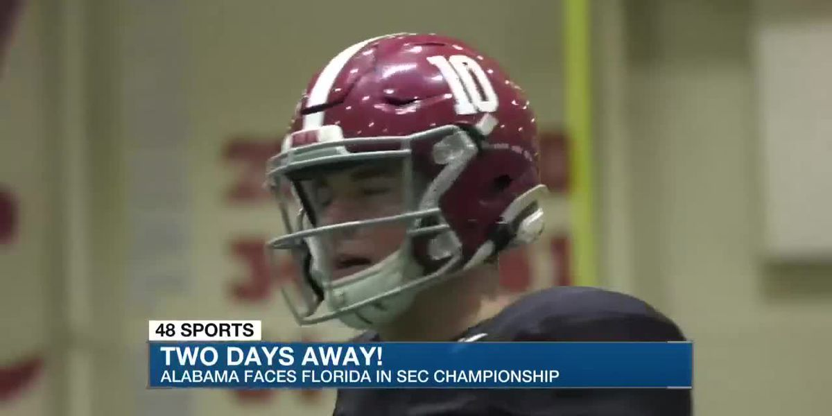 Two days away from the SEC Championship