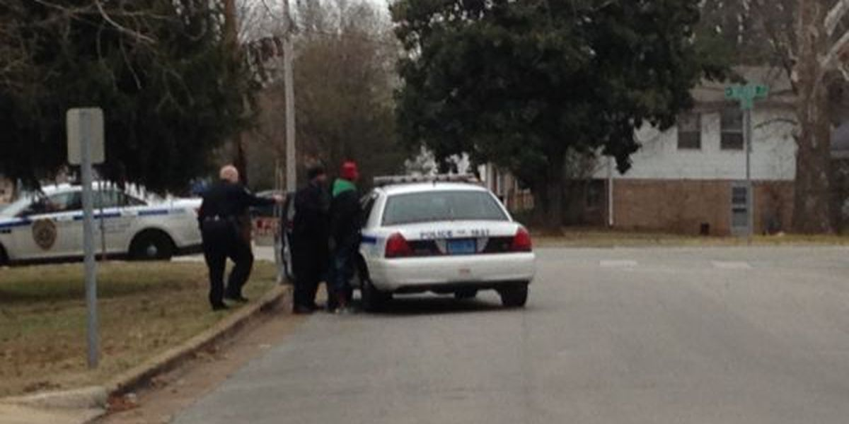 Police catch suspect during foot chase after home invasion