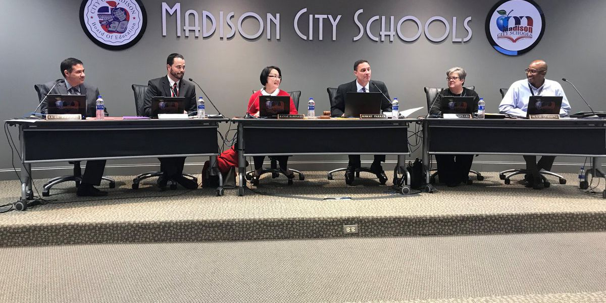 Madison City Schools receives $100,000 donation for school safety, security