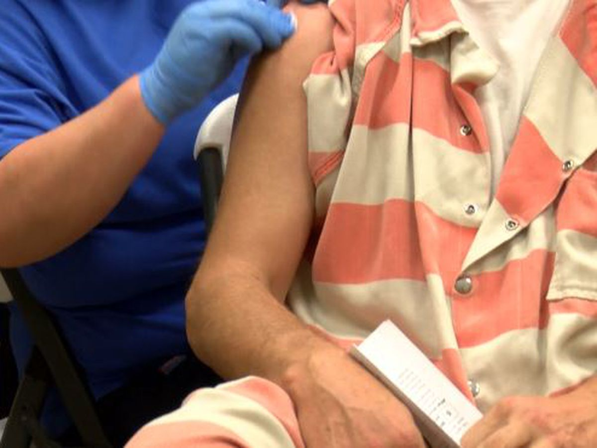 Morgan County inmates offered hepatitis A vaccinations to prevent outbreak
