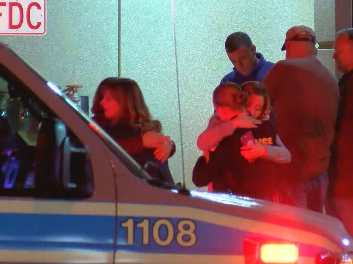 Huntsville Police Department chaplain speaks about loss of officer