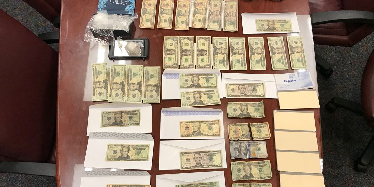 Another Limestone County counterfeiting suspect arrested; 3rd suspect at large