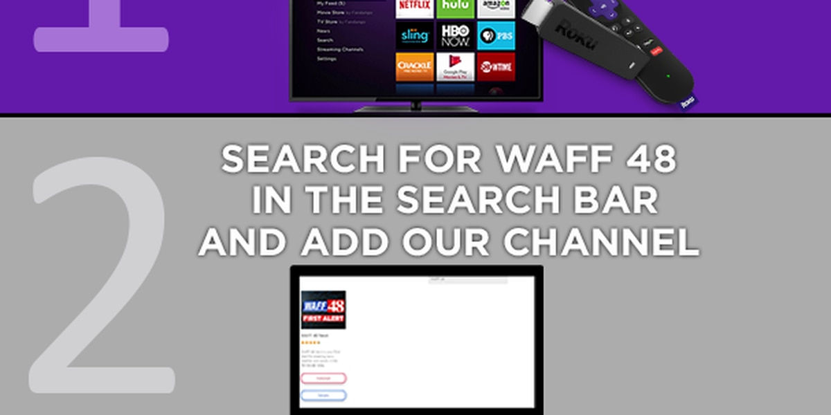 WATCH WAFF 48 on ROKU