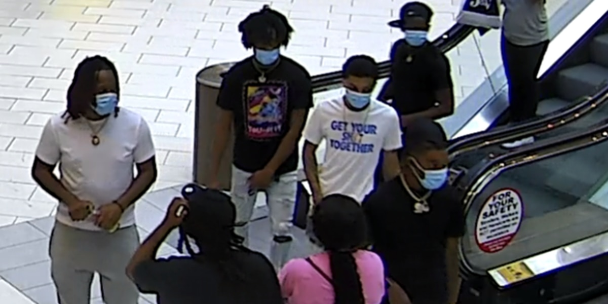 Mall shootout leads to death of a child; 1 man arrested, police search for 5 others