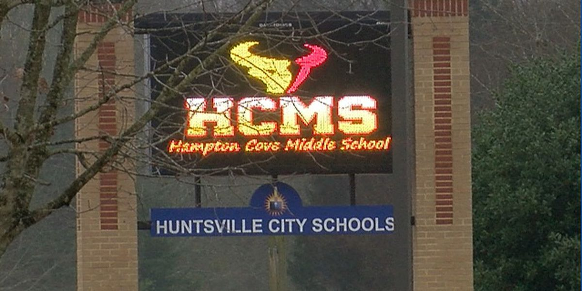 Hampton Cove parents voice concerns over flu outbreak