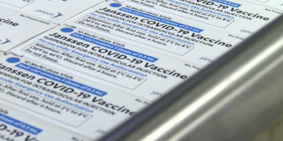 CDC, State Health Department give green light for J&J vaccine continuation