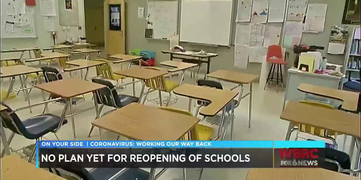 Teachers are looking for a plan on returning to the classroom