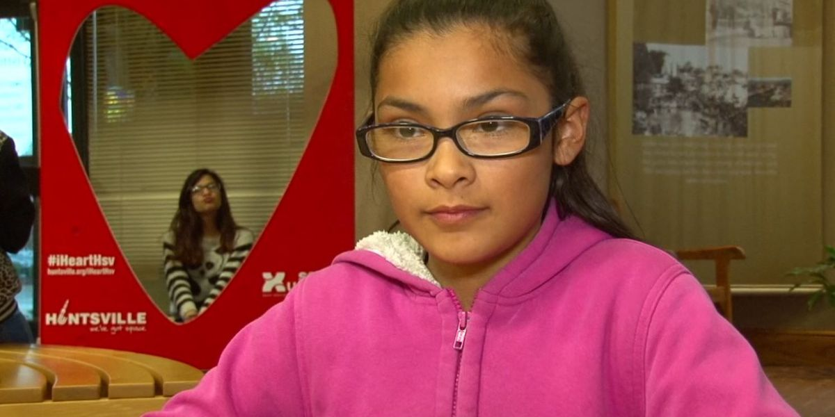Kim's Kids: 11-year-old Ximena's looking for an active, adventurous Big Sister