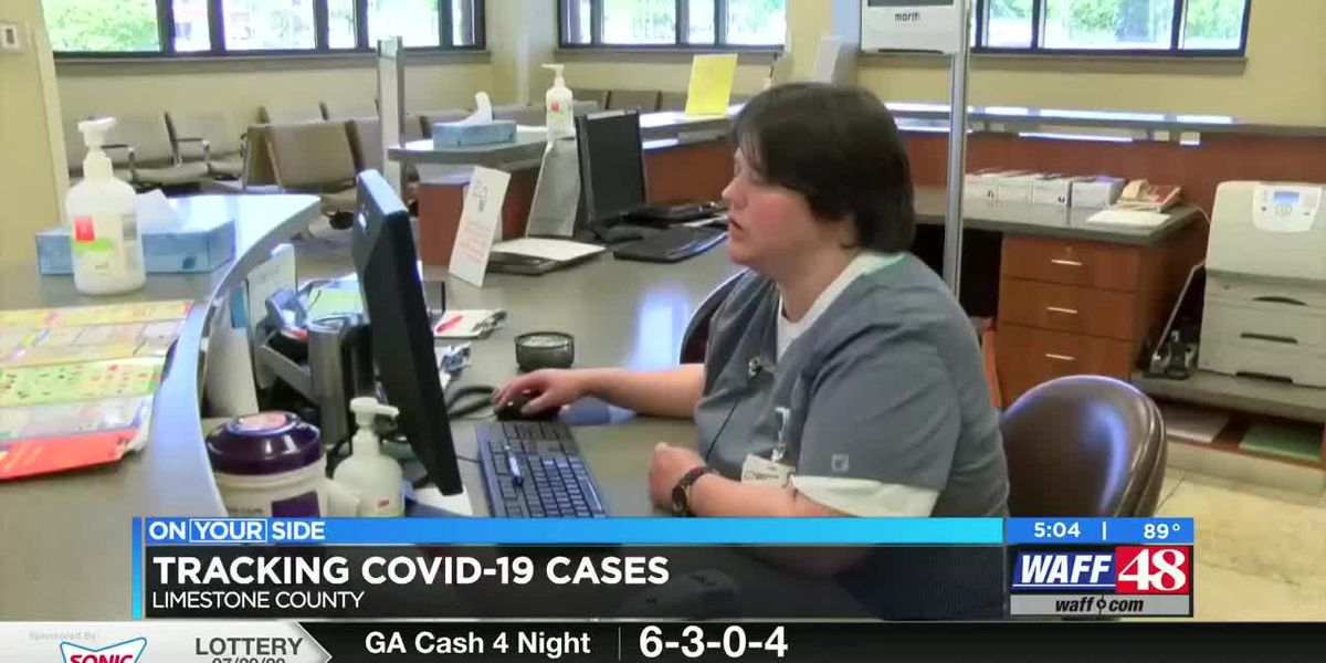 COVID-19 cases trending down at Athens-Limestone Hospital