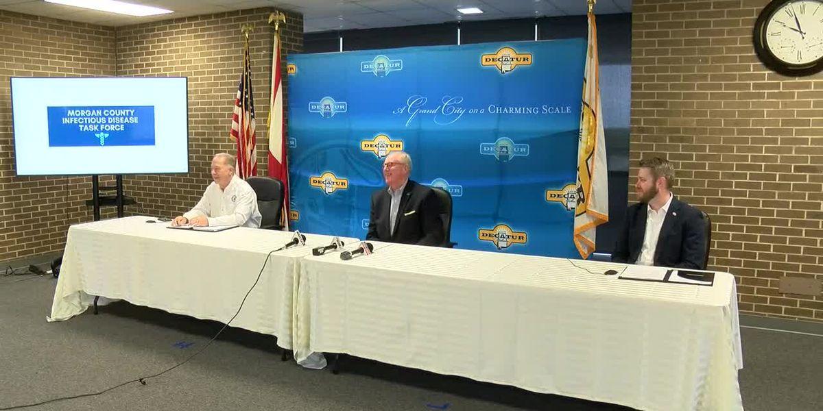 Morgan county leaders discuss COVID-19