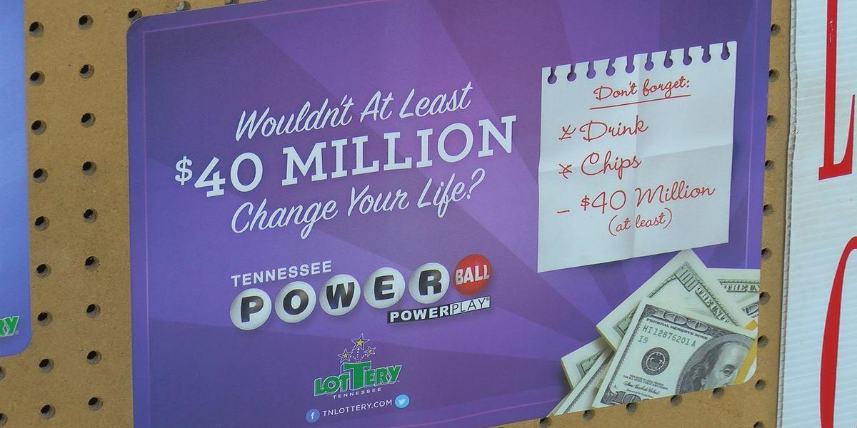 150k Powerball Ticket Sold In Fayetteville