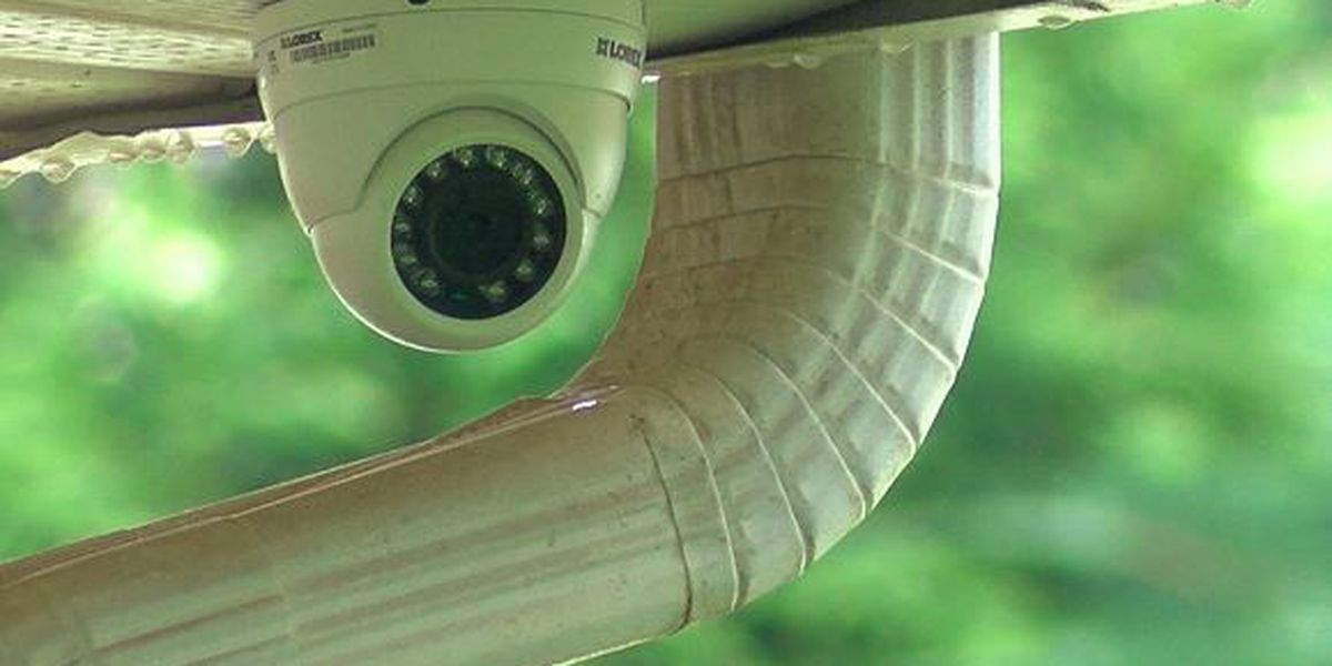 Police offer home security tips