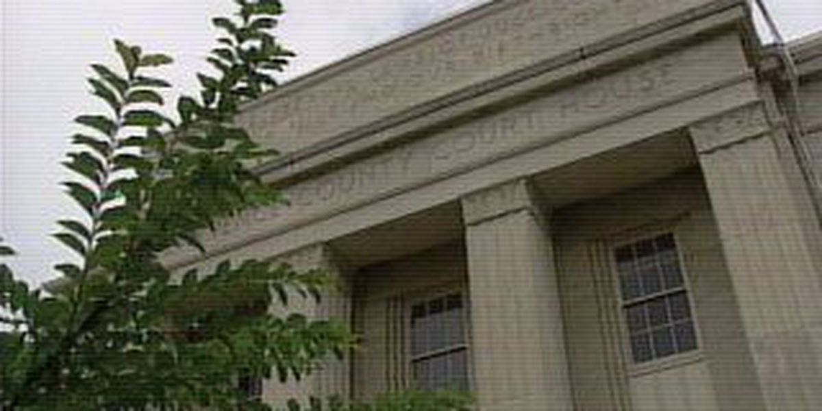 Lawrence County courthouse unsafe