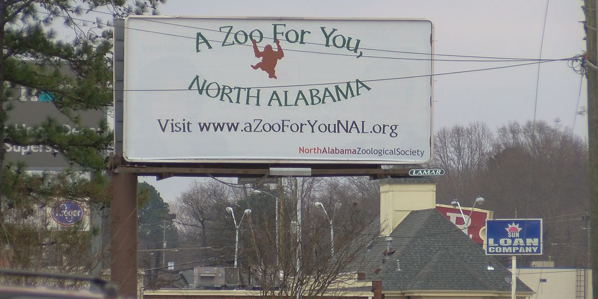 Nonprofit wants to build a zoo in north Alabama