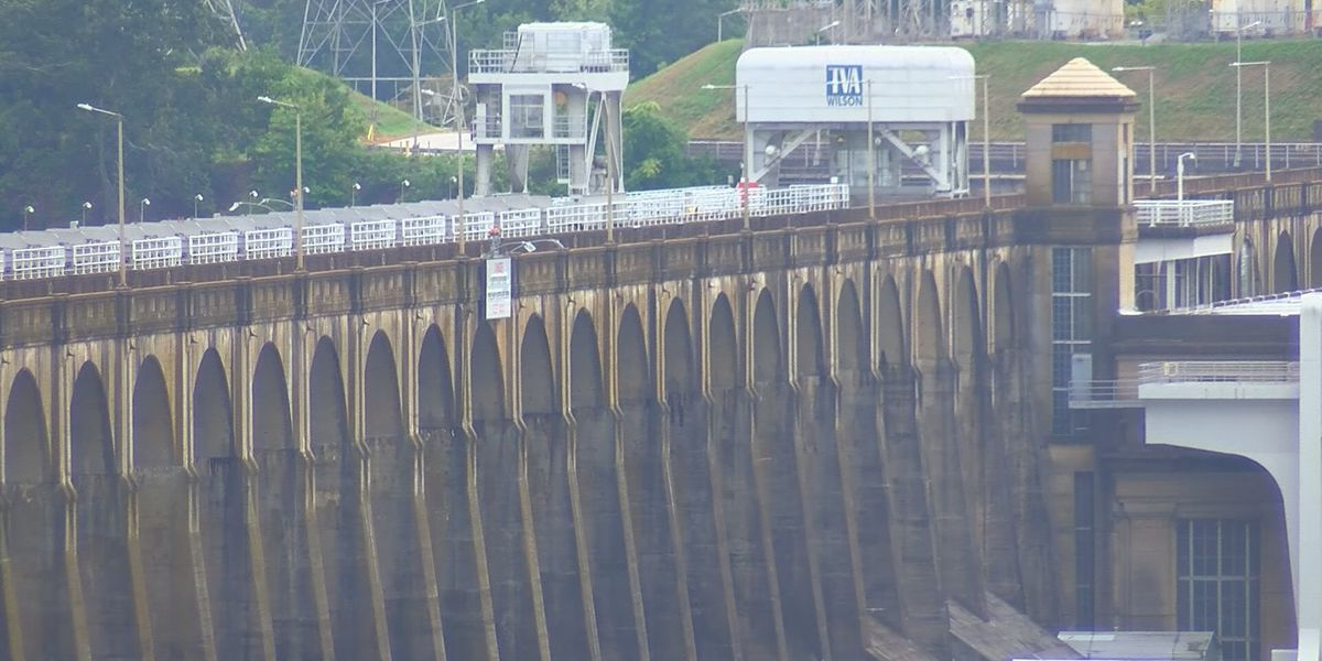 Road over Wilson Dam closed until fall