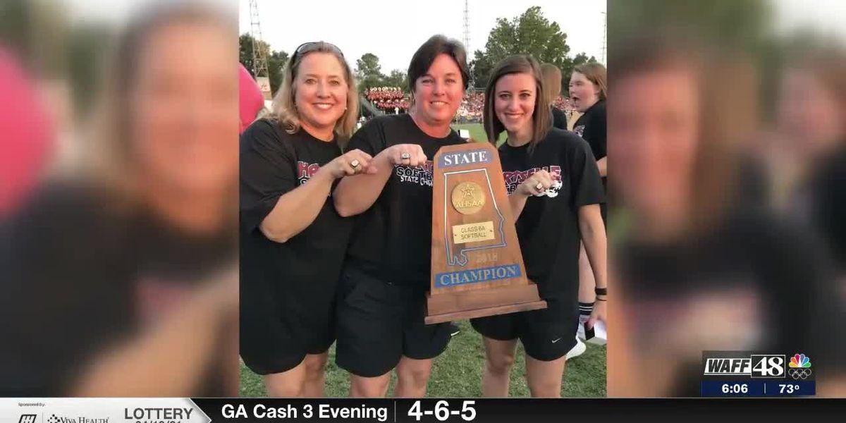 Hartselle community rallies behind former softball coach, Coach Ferguson