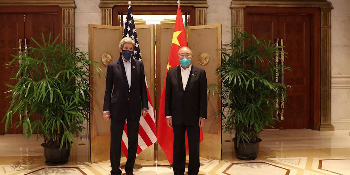 US, China agree to cooperate on climate crisis with urgency