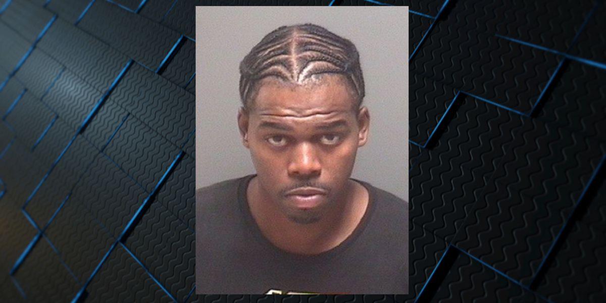 Decatur capital murder suspect turns himself in