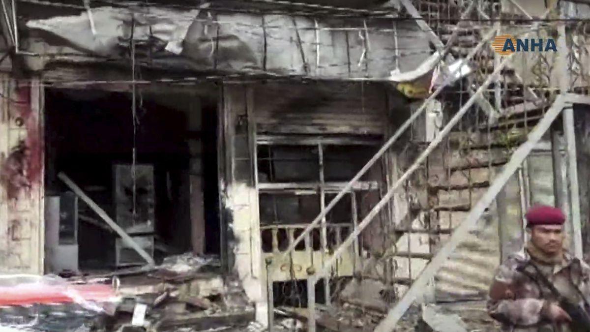 US military says American troops killed in Syria blast