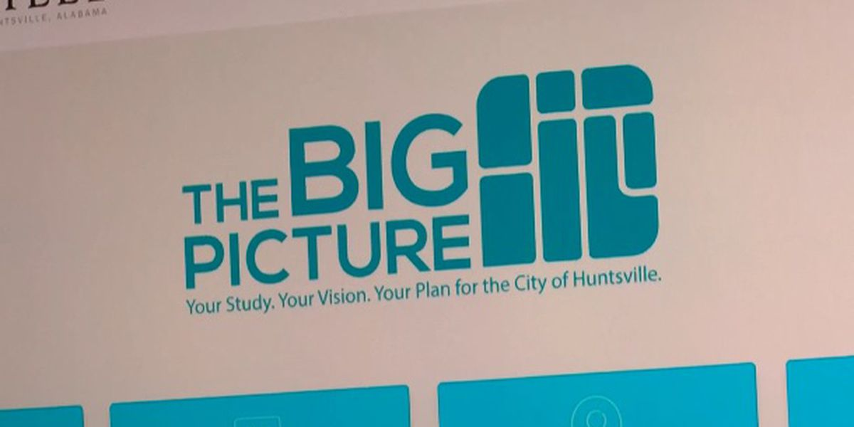 "Huntsville using ""The Big Picture"" to drive city into the future"