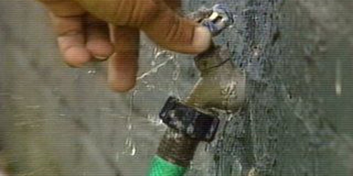 Residents still asked to conserve water