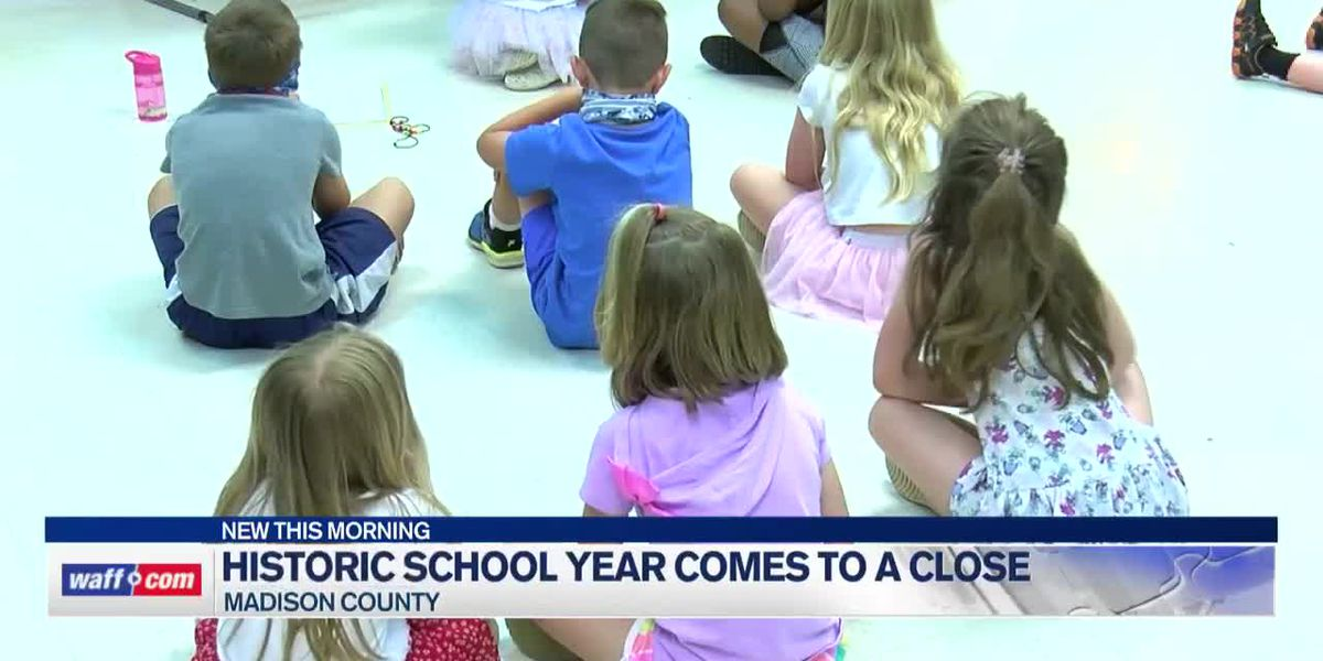 Madison County teacher, principal reflect on school year experiences during a pandemic