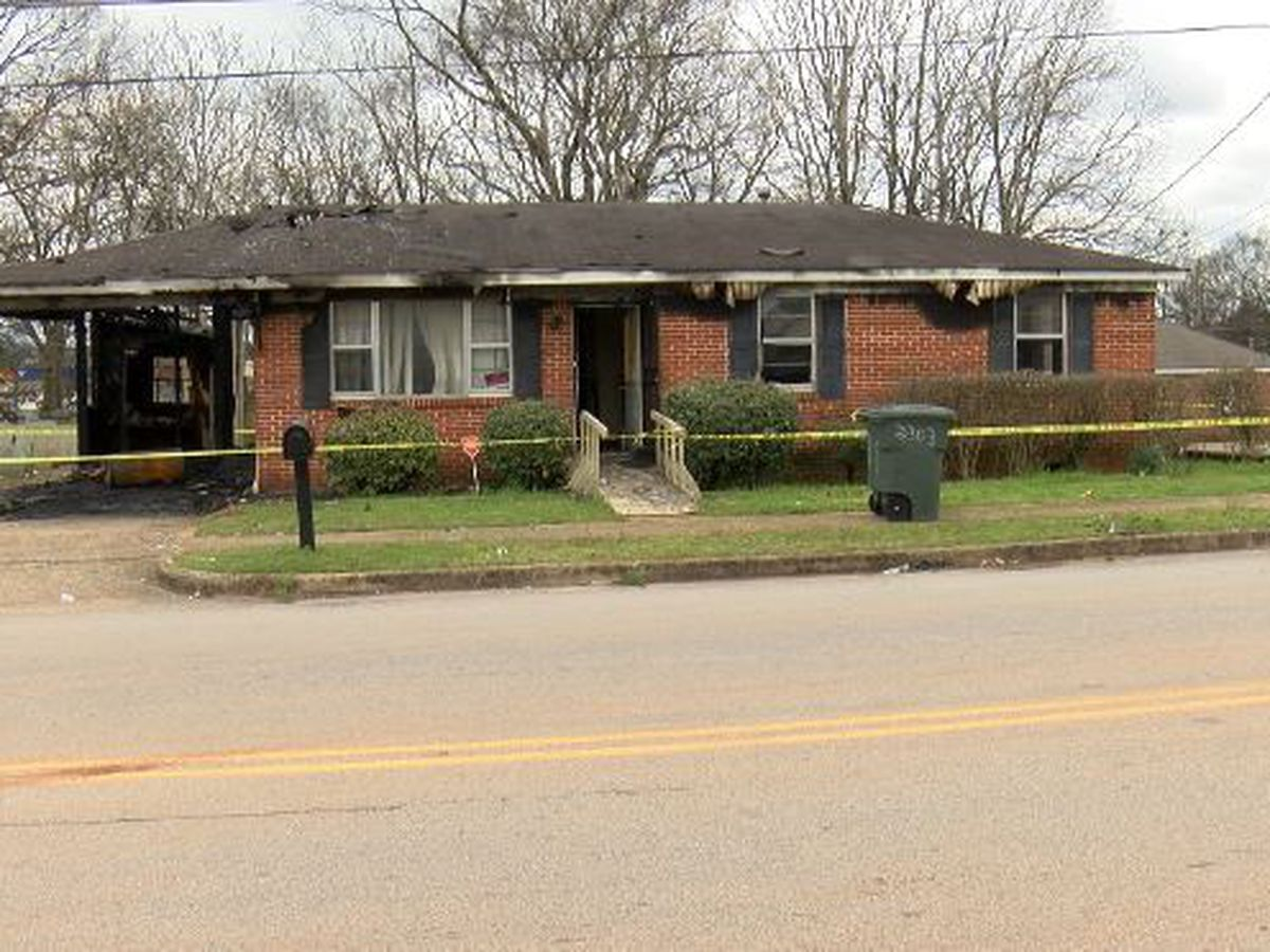 Poplar Avenue fire being investigated for arson; 9th arson investigation in neighborhood
