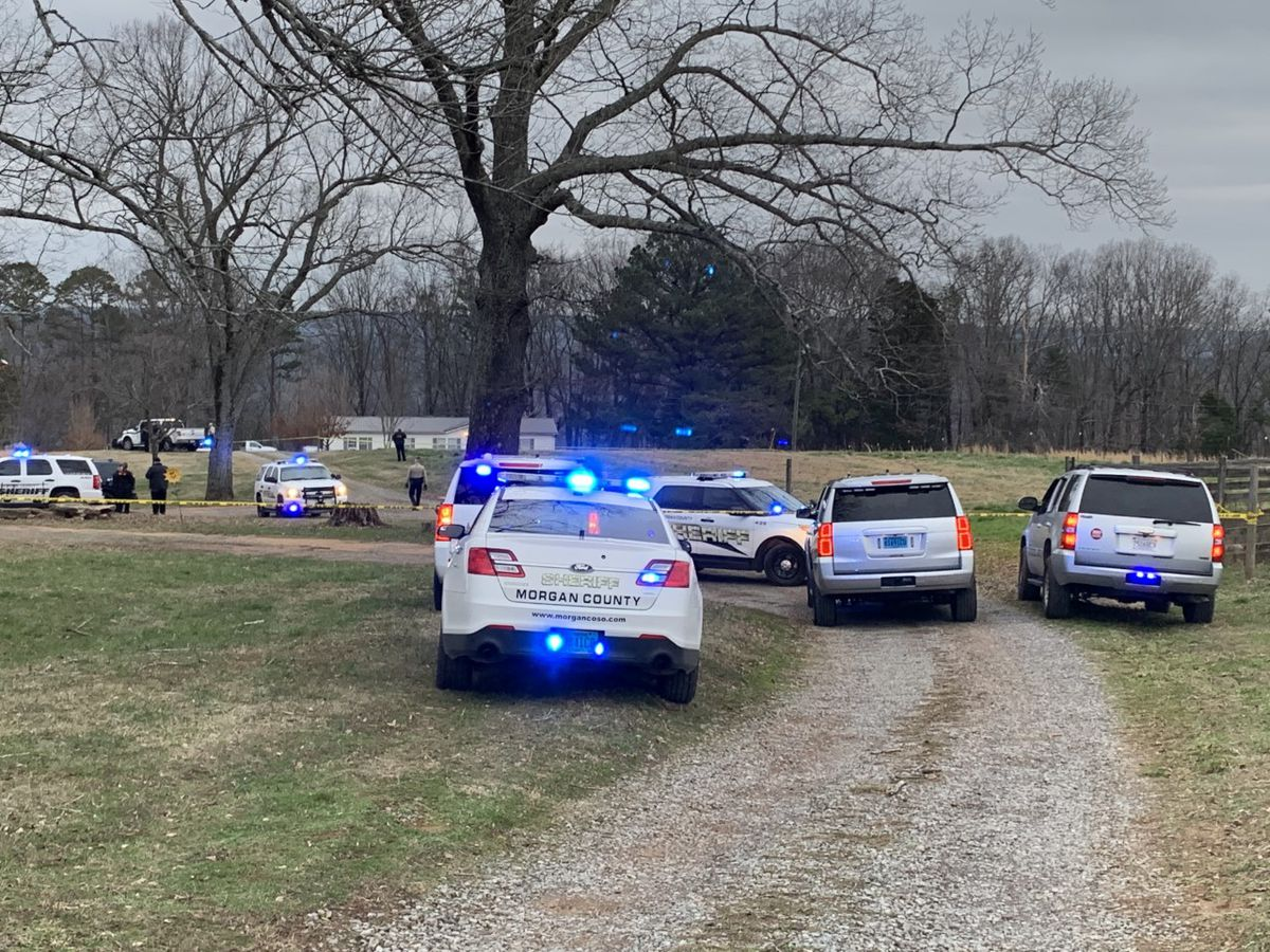 Two people dead following shooting in Morgan County