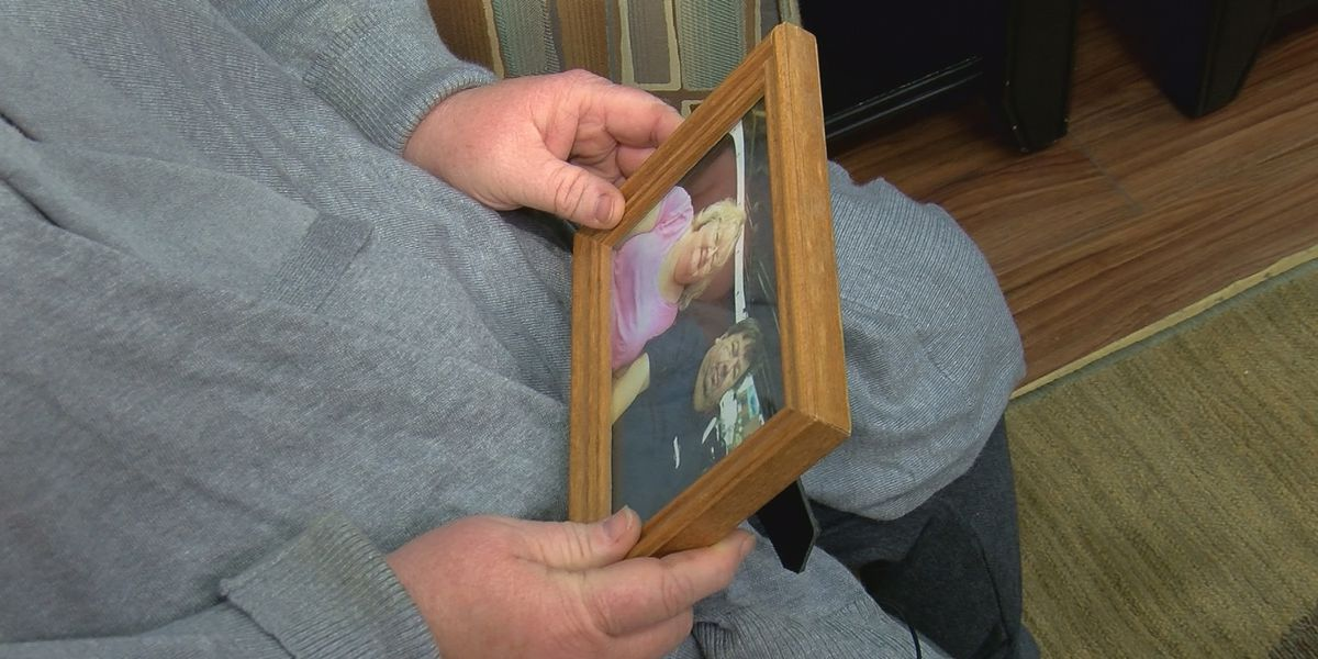 Wife speaks out about losing husband in tragic accident, thanks community for support