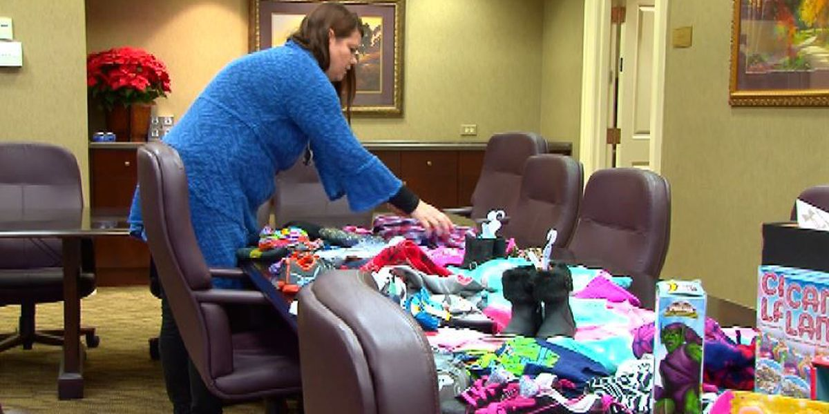 Shoals woman reaches out to collect Christmas donations