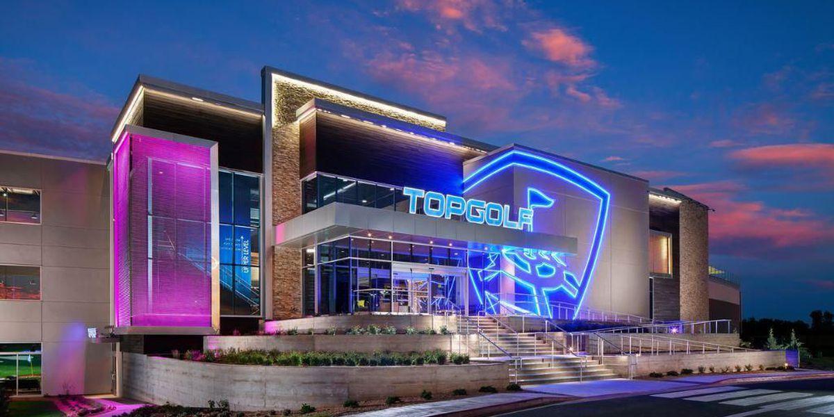 Morning Headlines: Topgolf entertainment venue to open in Huntsville